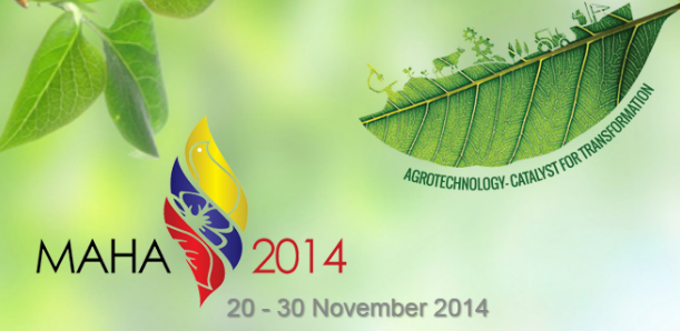 Malaysia Agriculture, Horticulture & Agrotourism Show 2014
